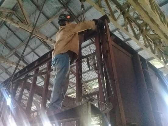 Taller Camilo Cienfuegos en Amancio. Foto: Danay Naranjo Viñales